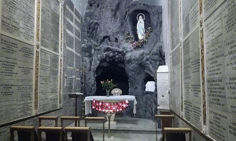GrottaLourdesTolentino