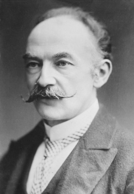 Thomas Hardy autore di Tess dei d'Urberville
