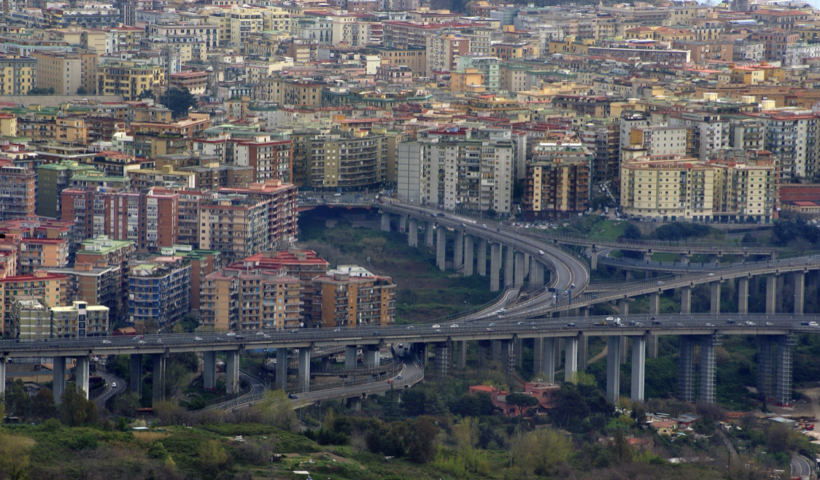 Tangenziale di Napoli (Foto dal web