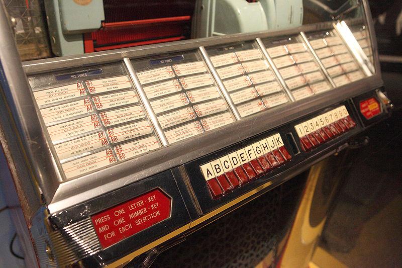 Jukebox Letterario