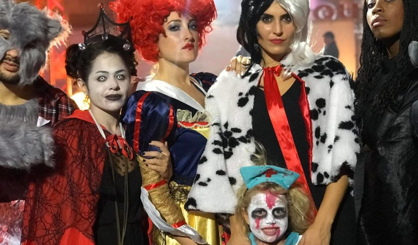 Sballoween: una rivisitazione di Halloween (Foto dal web)