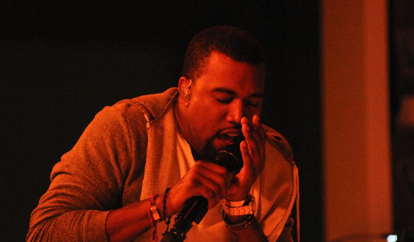 Kanye al Moma nel 2011
