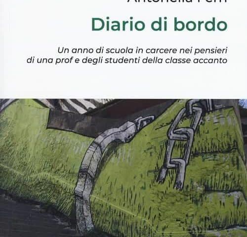 """Copertina """"Diario di bordo"""""""