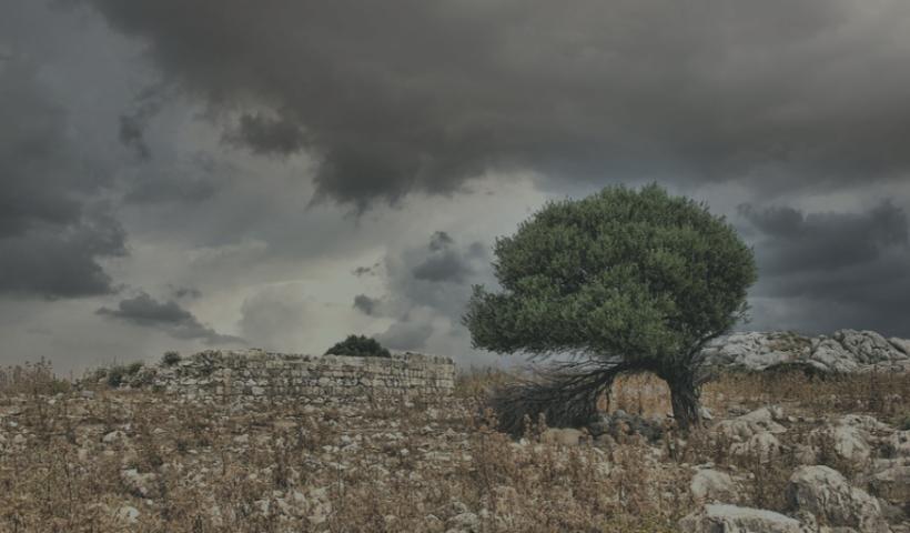Piogge e tempeste che devastano gran parte dell'Italia