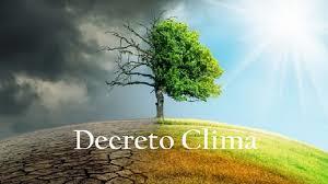 Decreto sul Clima