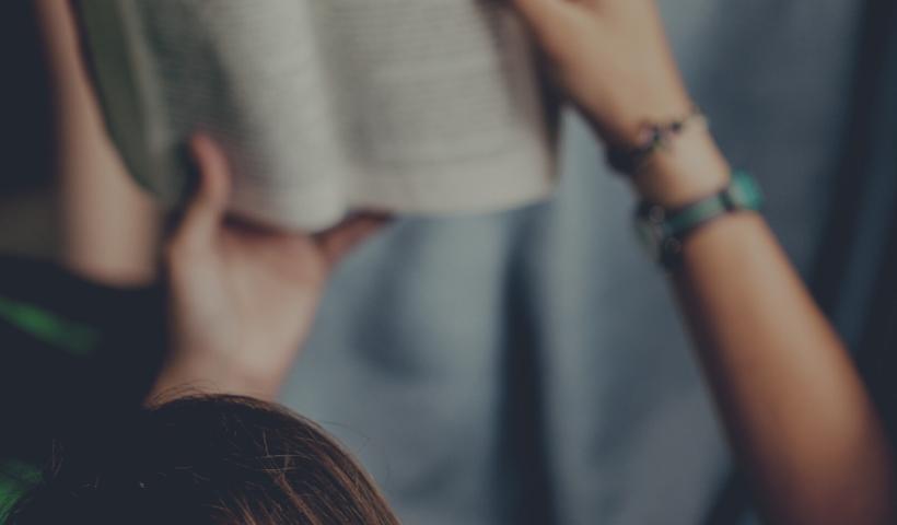Leggere è un viaggio vero un mondo magico