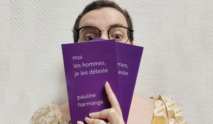 Moi les hommes, je le déteste di Pauline Harmange