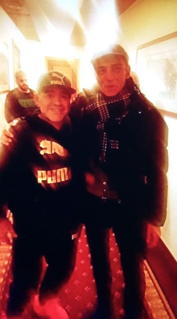 Maradona e De Simone