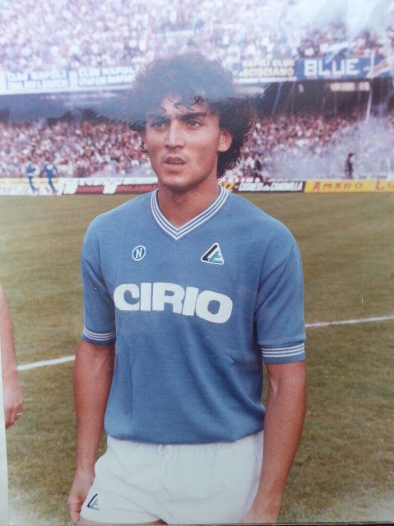 Marco De Simone al Napoli