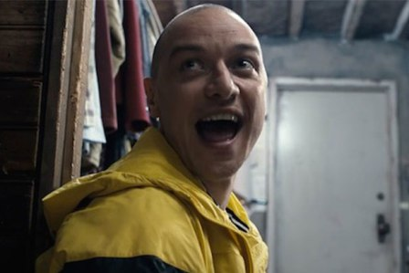 Split. James McAvoy