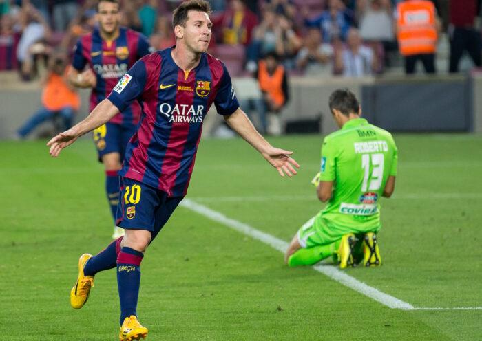 Messi (Foto del Web)