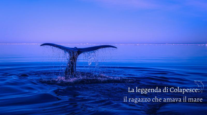 La leggenda di Colapesce: il ragazzo che amava il mare e che mutò in pesce