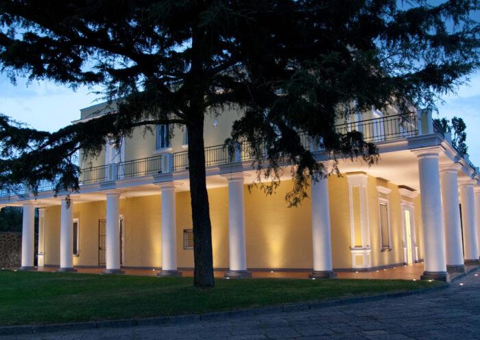 Villa delle Ginestre, foto dal web